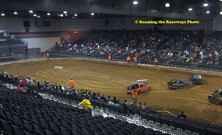Big Sandy Superstore Arena Wv Usa